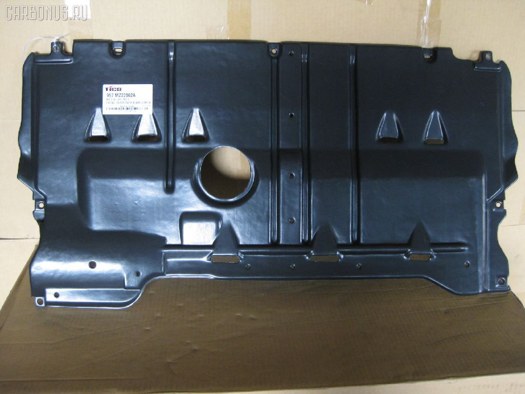 Защита двигателя MAZDA AXELA BK3P. Фото 2