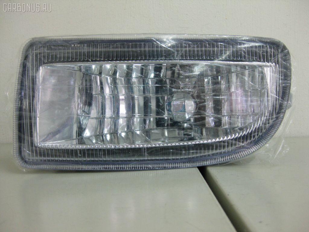 Туманка бамперная Toyota Land cruiser UZJ100W Фото 1