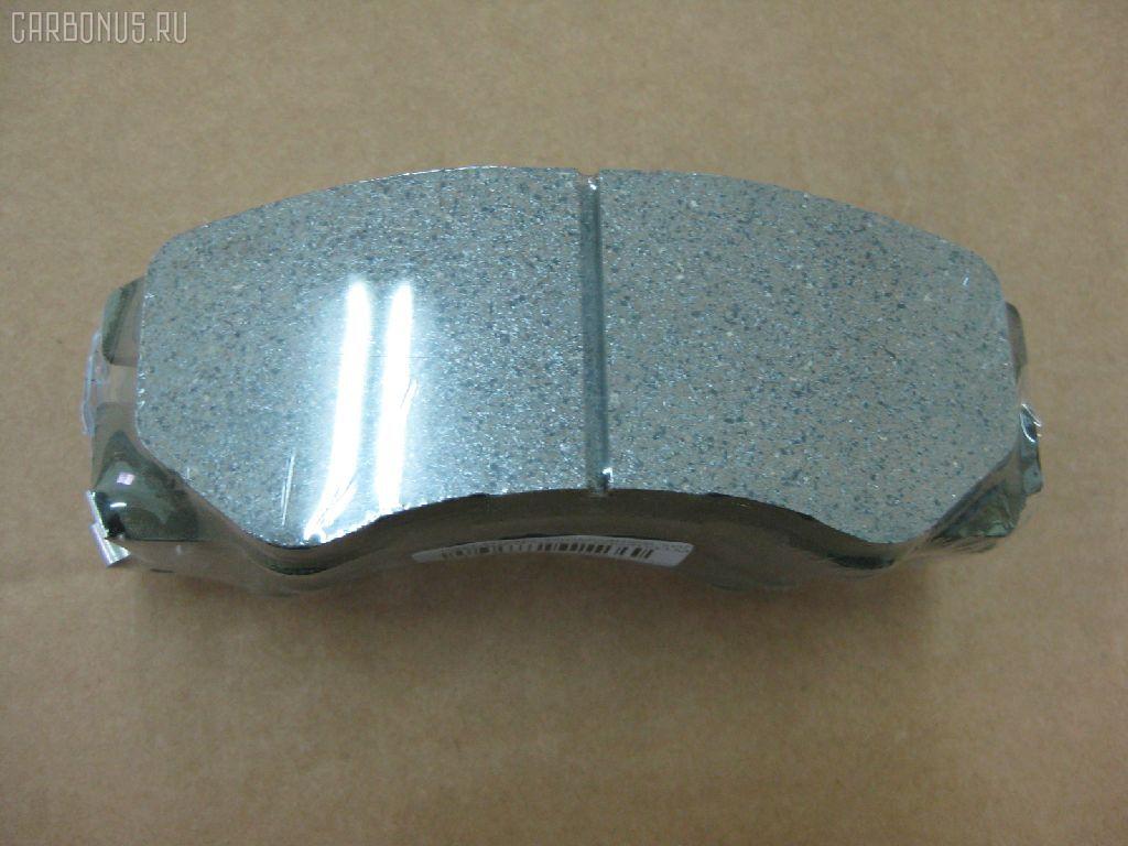 Тормозные колодки ISUZU BIGHORN UBS69 4JG2 Фото 2