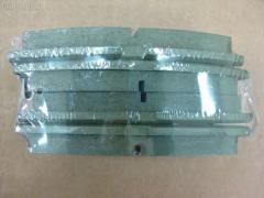 Тормозные колодки ISUZU BIGHORN UBS69 4JG2 Фото 3