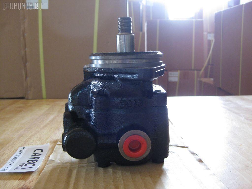 Гидроусилителя насос ISUZU FORWARD EXR12 6BG1. Фото 6