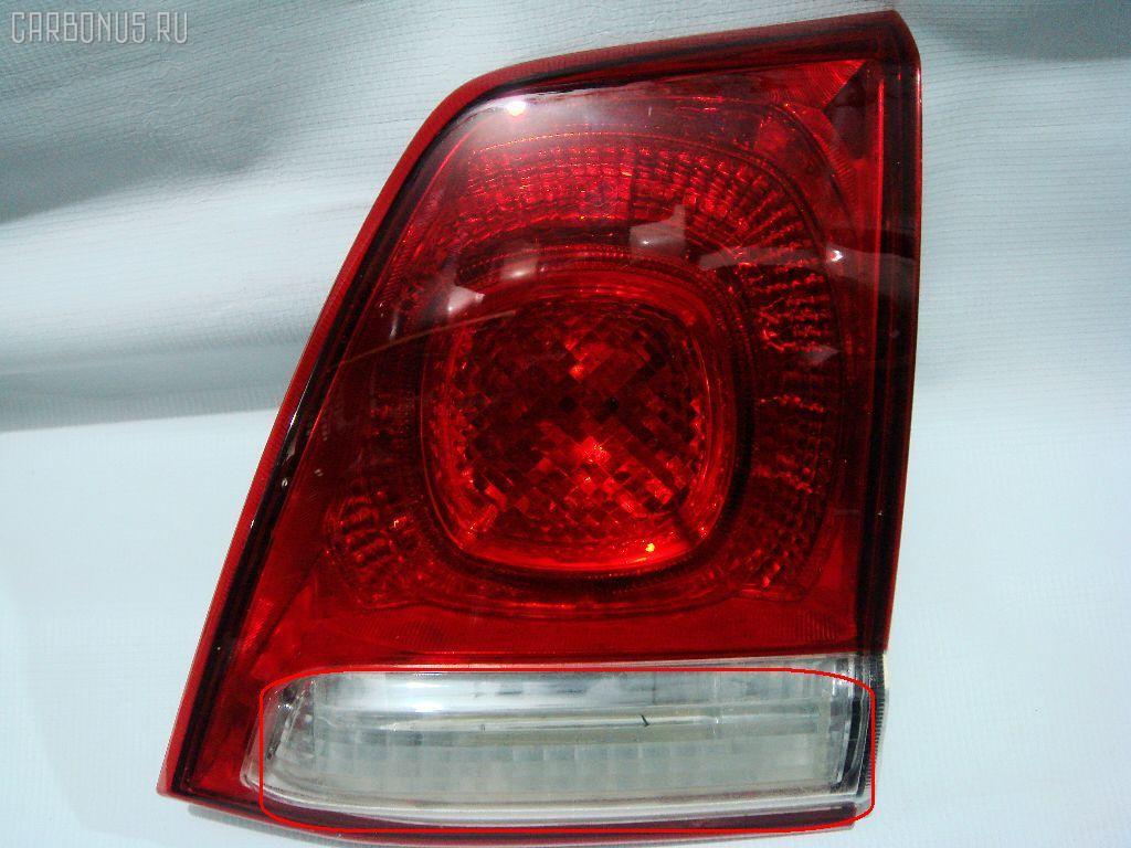 Стоп-планка Toyota Land cruiser UZJ200W Фото 1