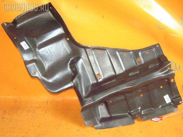 Защита двигателя TOYOTA PRIUS NHW20 1NZ-FXE. Фото 3