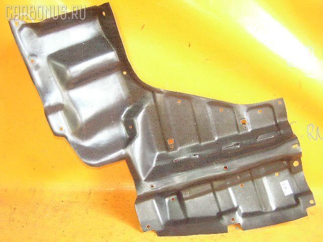 Защита двигателя TOYOTA PRIUS NHW20 1NZ-FXE. Фото 4