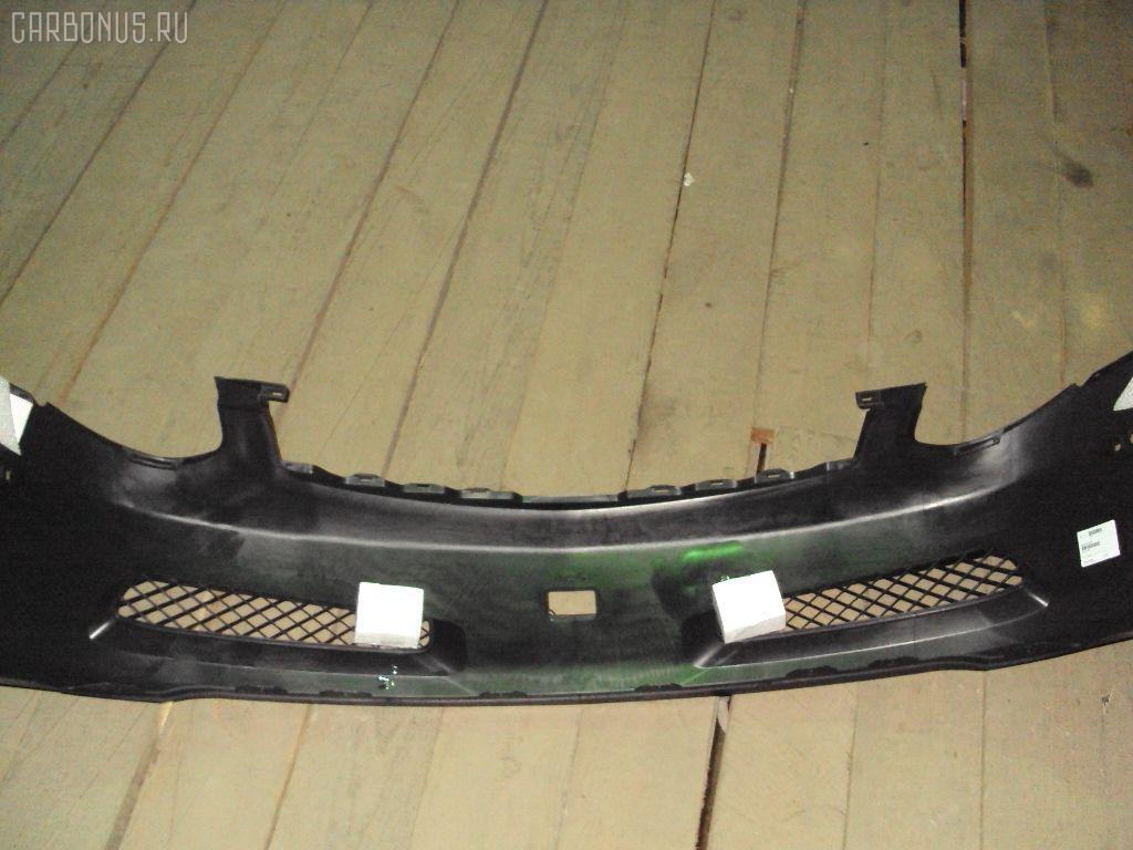 Бампер NISSAN SKYLINE V35. Фото 1