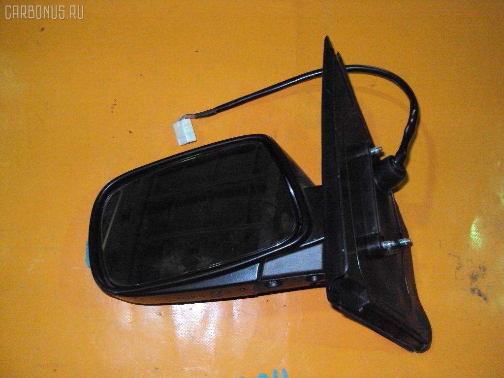 Зеркало двери боковой TOYOTA VITZ SCP10. Фото 5
