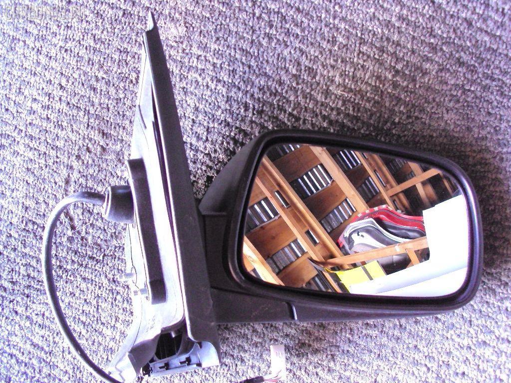 Зеркало двери боковой TOYOTA VITZ SCP10. Фото 3