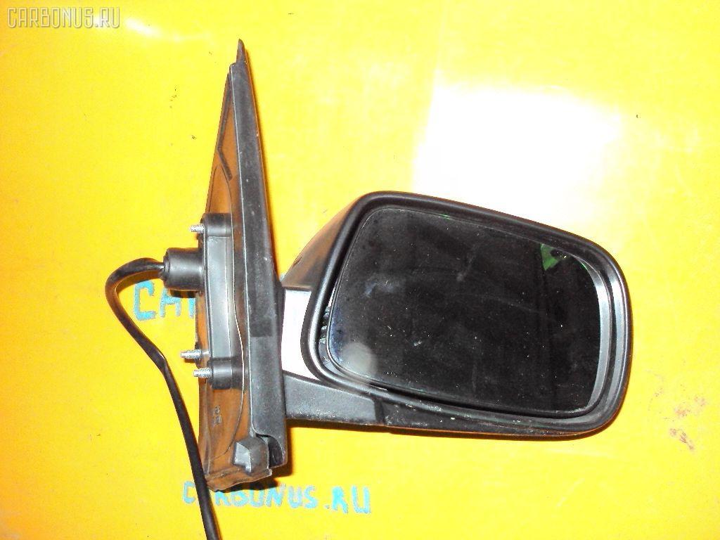 Зеркало двери боковой TOYOTA VITZ SCP10. Фото 7