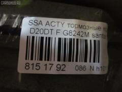 Тормозные колодки SSANGYONG ACTYON SPORTS QJ D20DT Фото 3