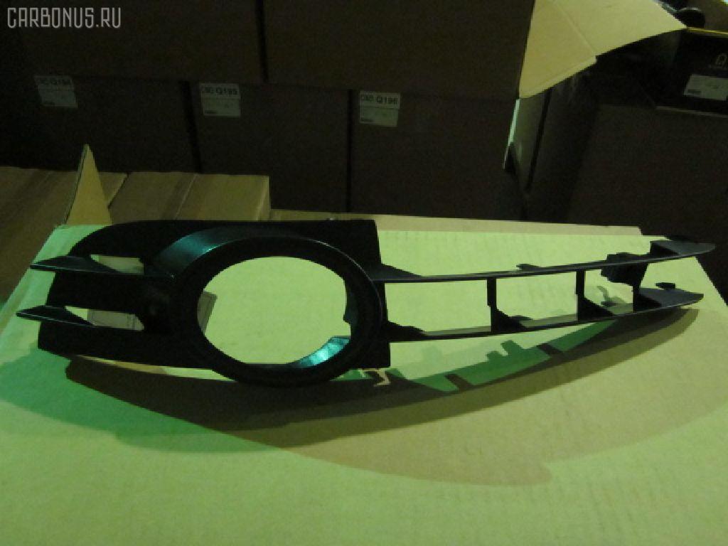 Решетка бамперная AUDI A6 4F2 Фото 1