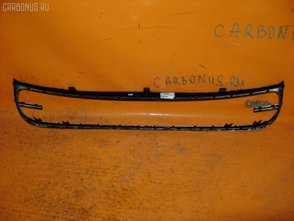Решетка бамперная VOLKSWAGEN NEW BEETLE 9C1 Фото 2