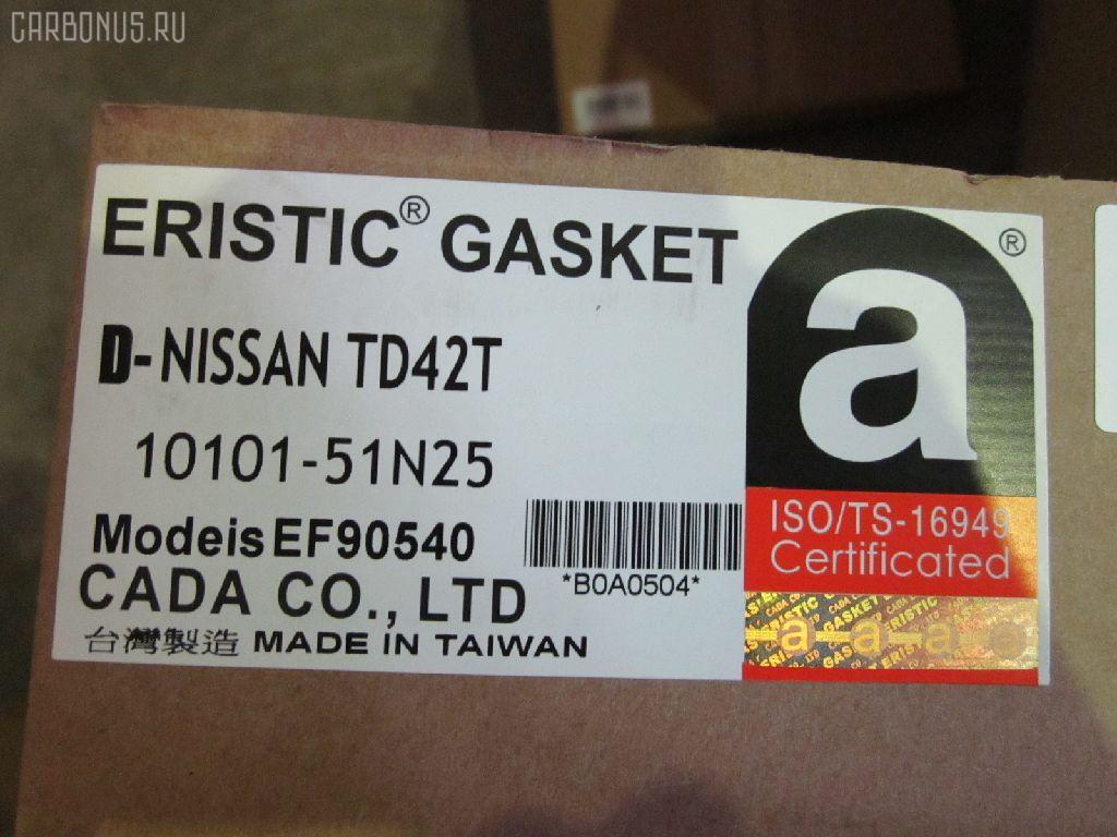 Ремкомплект ДВС NISSAN SAFARI Y60 TD42T. Фото 4
