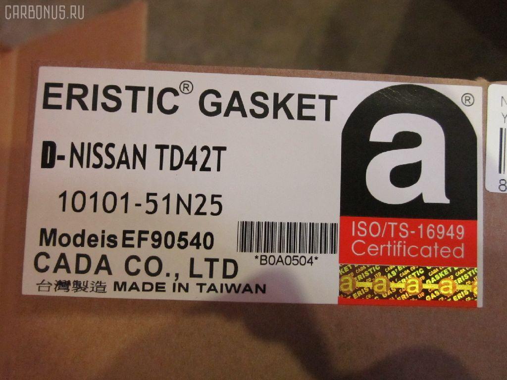 Ремкомплект ДВС NISSAN SAFARI Y60 TD42T Фото 2