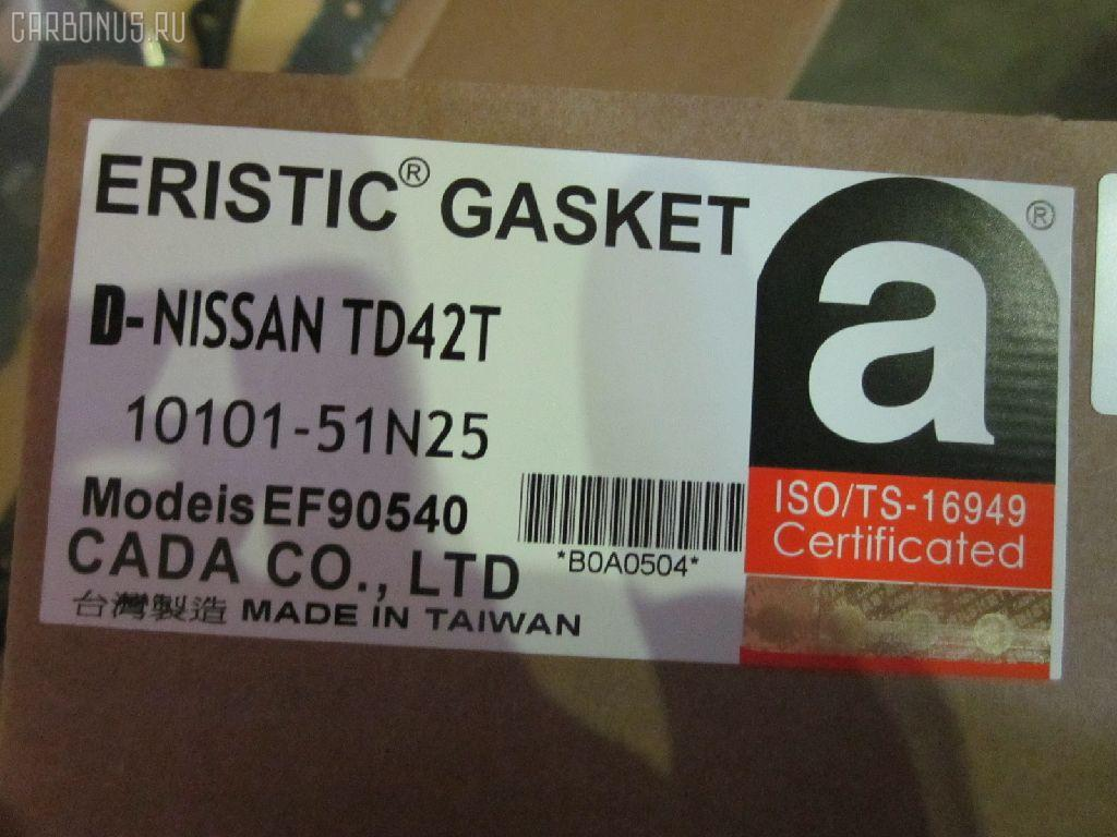Ремкомплект ДВС NISSAN SAFARI Y60 TD42T. Фото 10