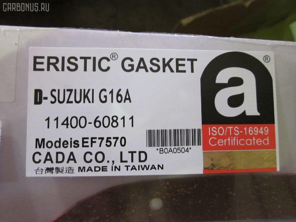 Ремкомплект ДВС SUZUKI ESCUDO TA01W G16A. Фото 8