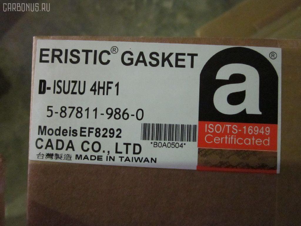Ремкомплект ДВС ISUZU ELF NKR66 4HF1. Фото 4
