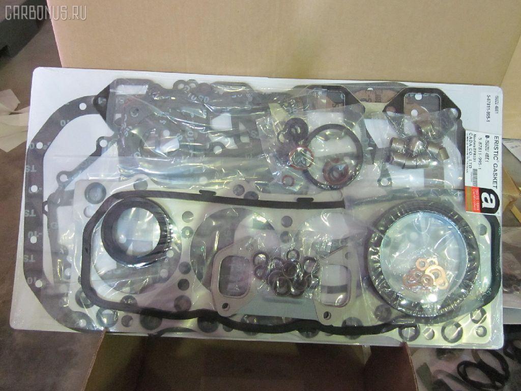 Ремкомплект ДВС ISUZU ELF NPS58 4BE1. Фото 4