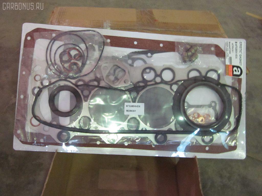 Ремкомплект ДВС MITSUBISHI CANTER FE536 4D36 Фото 1