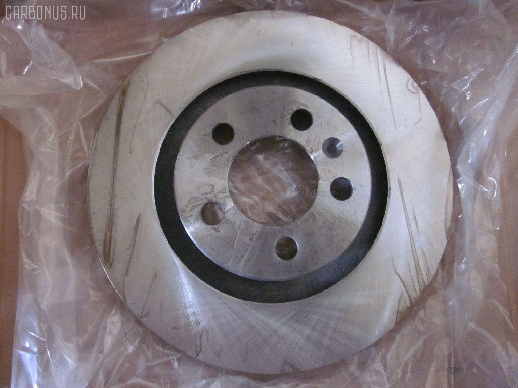 Тормозной диск VOLKSWAGEN BORA 1J2 Фото 1
