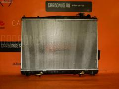 Радиатор ДВС Nissan Terrano PR50 TD27TI Фото 1