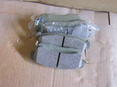 Тормозные колодки TOYOTA PASSO KGC10 TADASHI TD-086-6492 Переднее