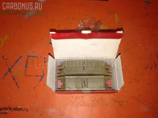 Тормозные колодки TOYOTA MARK II GX100 Фото 1