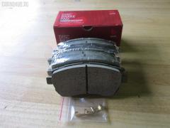 Тормозные колодки SUBARU LEGACY BH5 EJ20T TADASHI TD-086-7390 Переднее