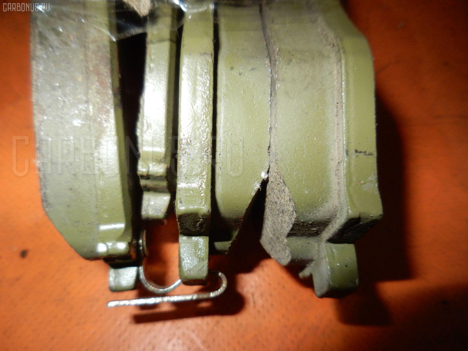 Тормозные колодки NISSAN PRIMERA P11 Фото 2