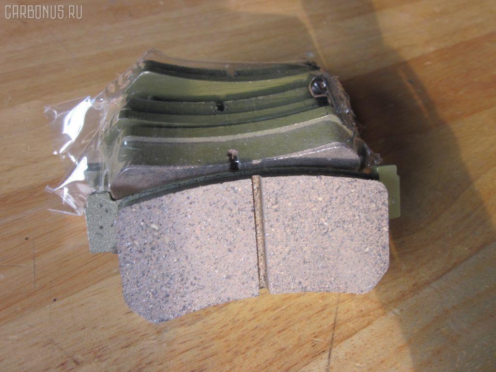 Тормозные колодки SSANGYONG ACTYON SPORTS QJ D20DT Фото 1