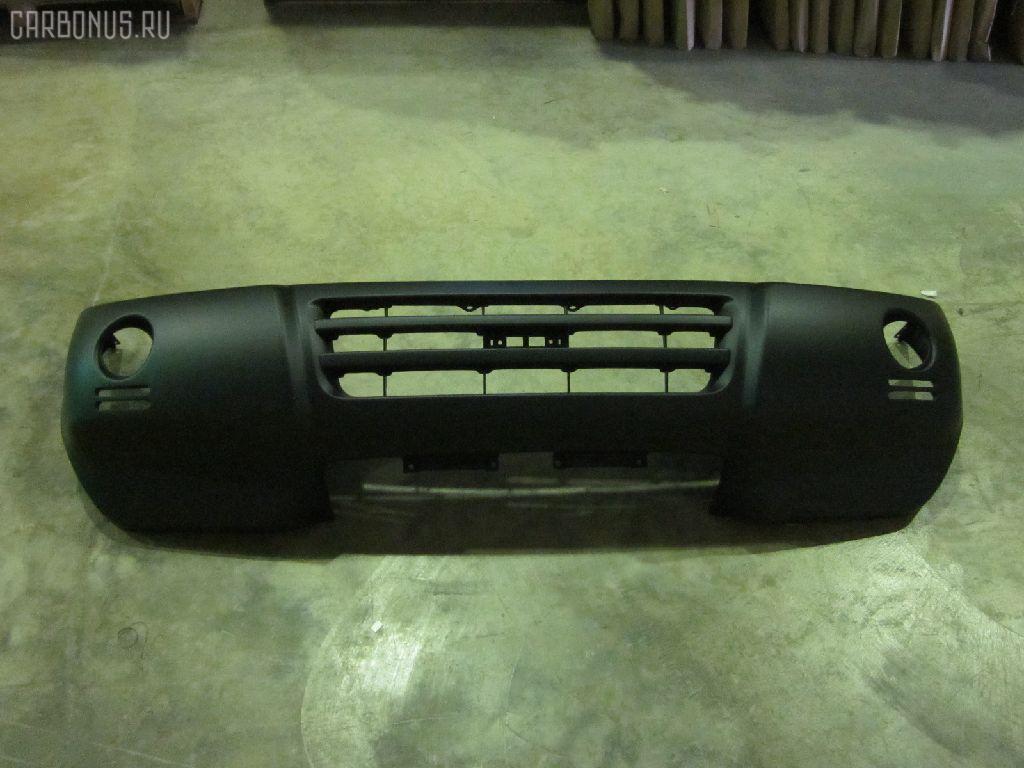 Бампер Mitsubishi Pajero V75W Фото 1