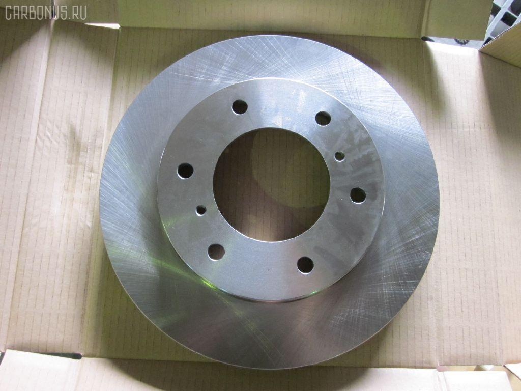 Тормозной диск MITSUBISHI PAJERO V75W Фото 1