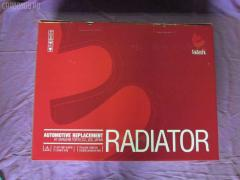 Радиатор ДВС TADASHI TD-036-1235 на Honda Stepwgn RF1 B20B Фото 2