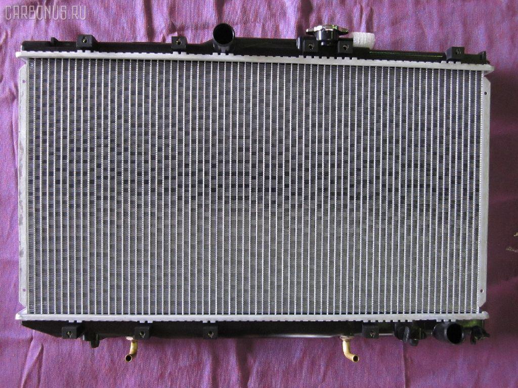 Радиатор ДВС TOYOTA CALDINA CT190G 2C Фото 2