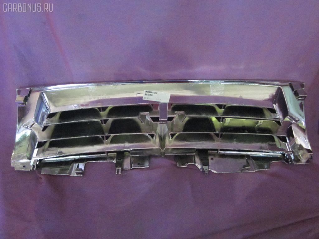 Решетка радиатора MITSUBISHI PAJERO V75W. Фото 8