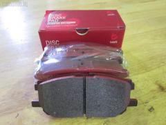 Тормозные колодки TOYOTA HARRIER MCU35 Фото 1
