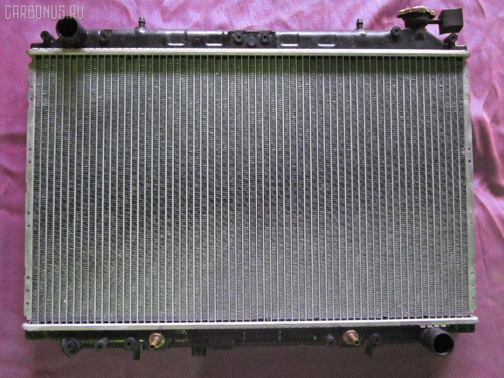 Радиатор ДВС NISSAN SERENA KBC23 SR20DE. Фото 4