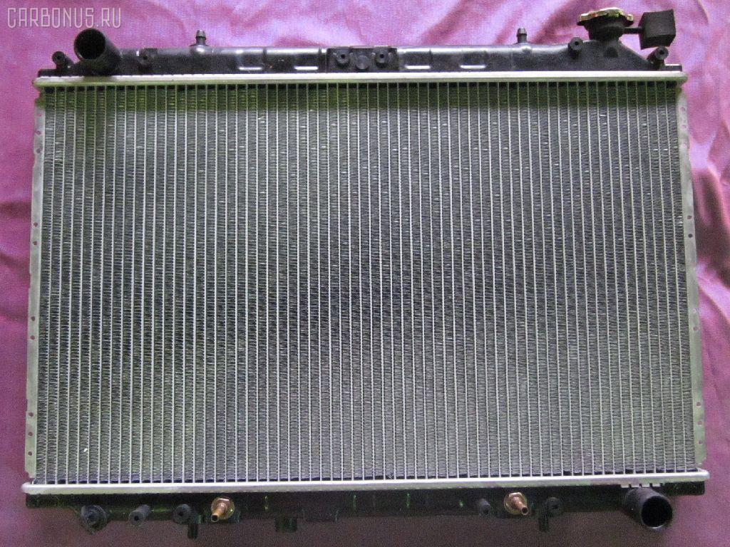Радиатор ДВС NISSAN SERENA KBC23 SR20DE. Фото 6