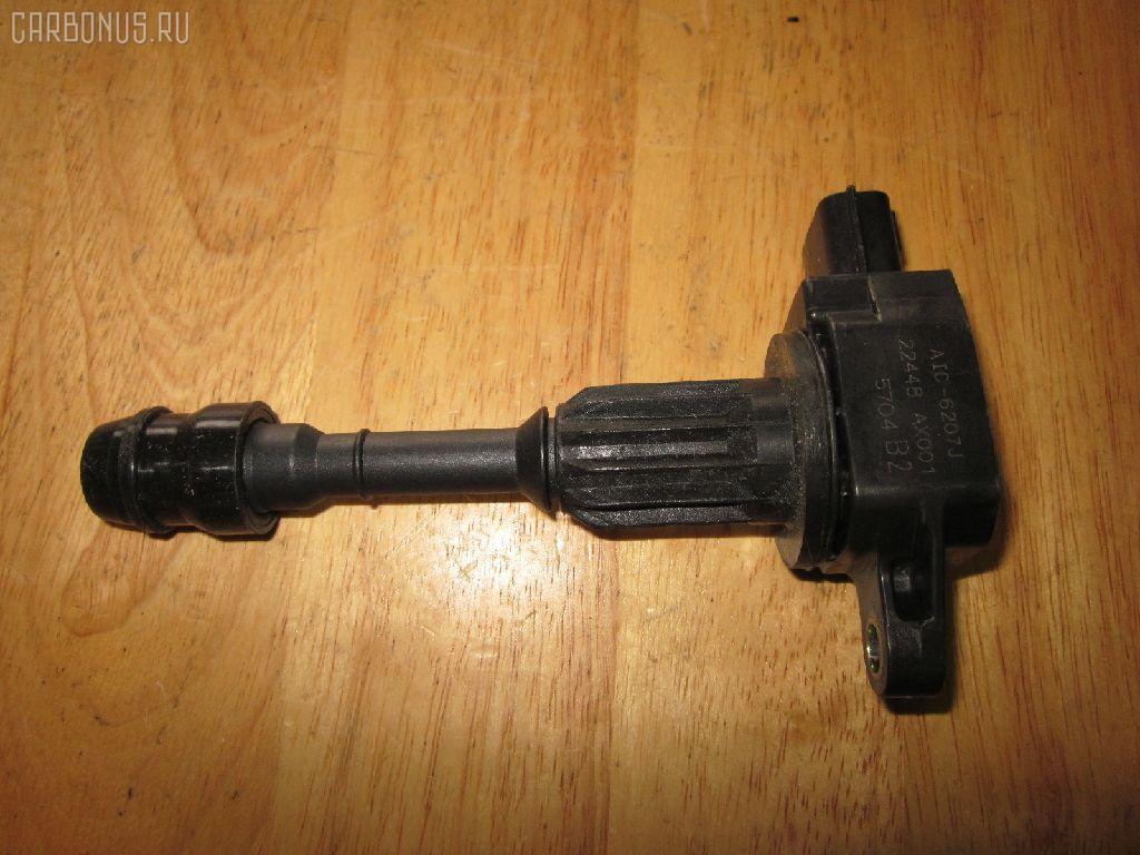 Катушка зажигания NISSAN MARCH AK12 CR12DE Фото 1