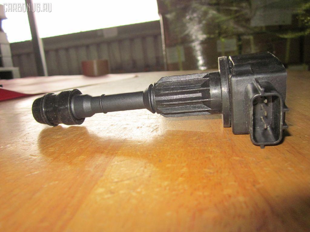 Катушка зажигания NISSAN MARCH AK12 CR12DE. Фото 3