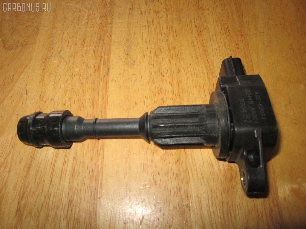 Катушка зажигания NISSAN MARCH AK12 CR12DE. Фото 5