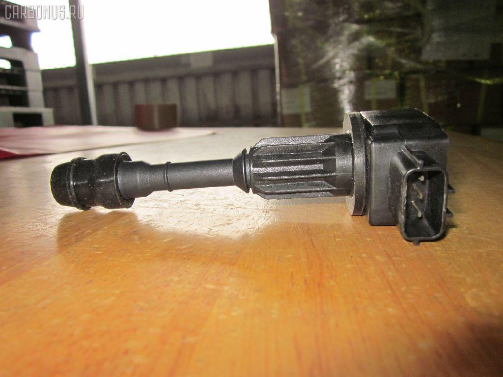 Катушка зажигания NISSAN MARCH AK12 CR12DE. Фото 10