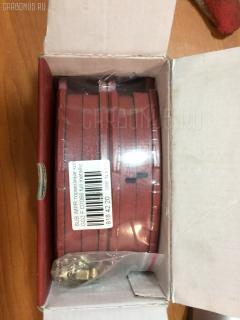 Тормозные колодки SUBARU IMPREZA GG2 Фото 1