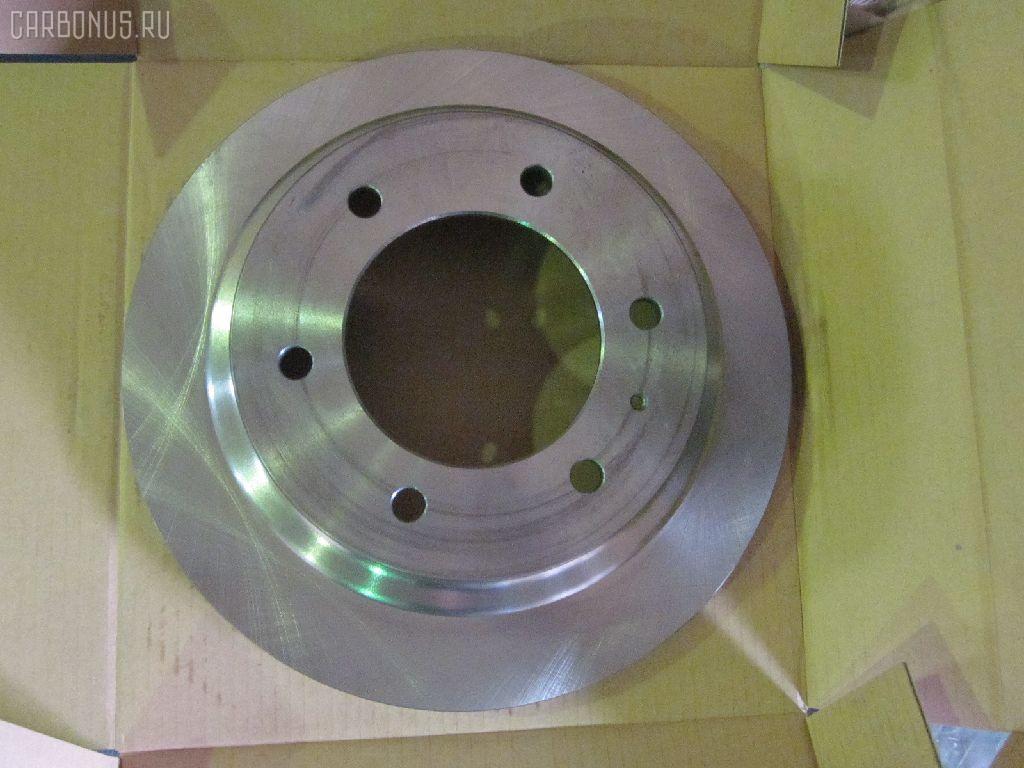 Тормозной диск ISUZU BIGHORN UBS69. Фото 1