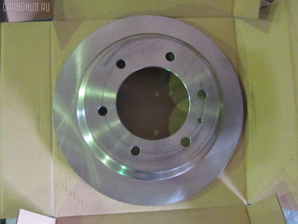 Тормозной диск ISUZU BIGHORN UBS69. Фото 3