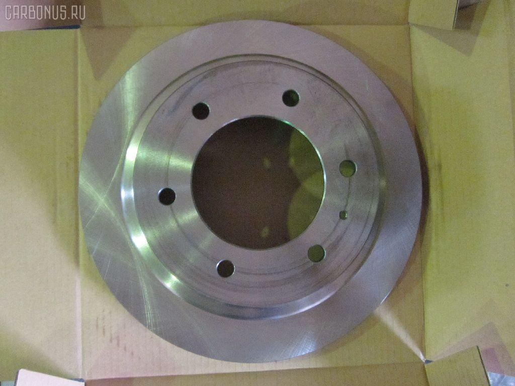 Тормозной диск ISUZU BIGHORN UBS69. Фото 4
