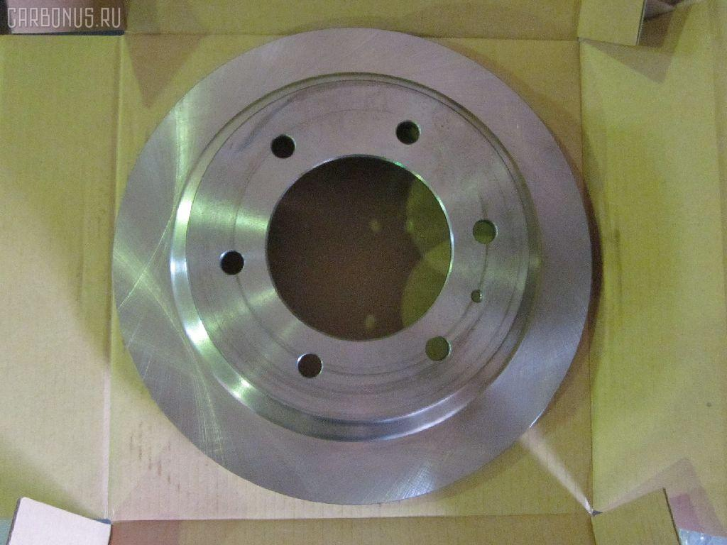 Тормозной диск ISUZU BIGHORN UBS69. Фото 5