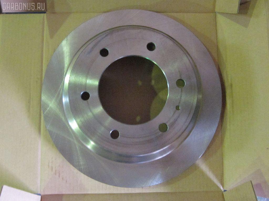 Тормозной диск ISUZU BIGHORN UBS69. Фото 6