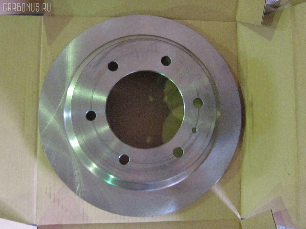 Тормозной диск ISUZU BIGHORN UBS69. Фото 7