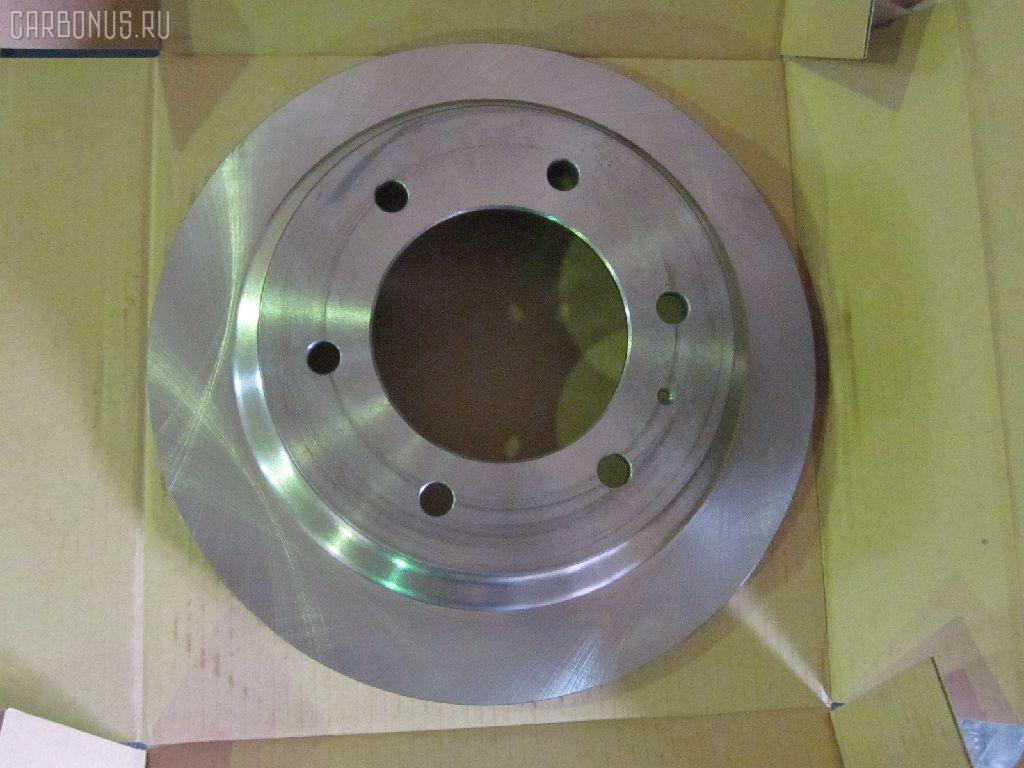 Тормозной диск ISUZU BIGHORN UBS69. Фото 8