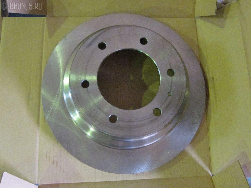 Тормозной диск ISUZU BIGHORN UBS69. Фото 10